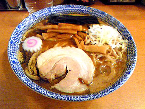 松戸:中華蕎麦とみ田