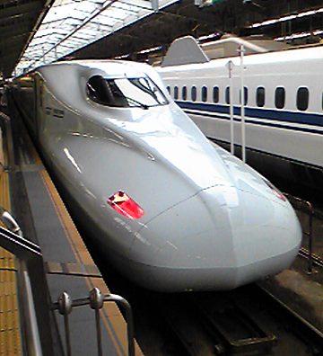 山陽・九州新幹線:「さくら」に乗ったよ