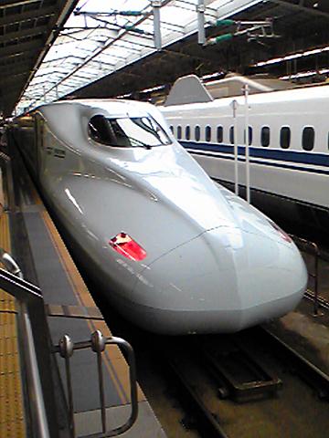 山陽九州新幹線さくら