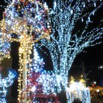 クリスマスイルミネーション2