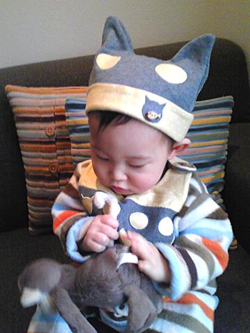 帽子とスタイ(CATSヴァージョン)