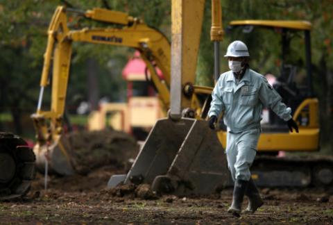 流山市の除染作業実施計画が決まりました。