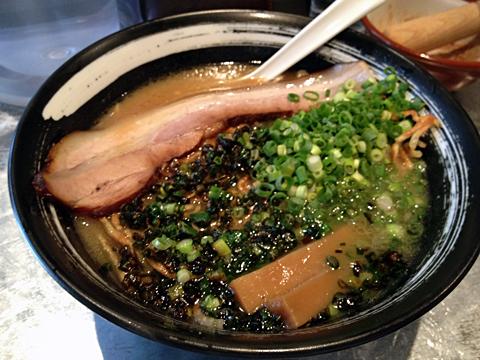 高田馬場:焼麺 劔(つるぎ)