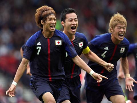 ロンドンオリンピック開幕。がんばれ日本!