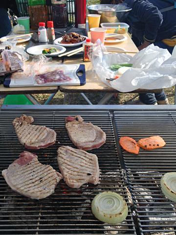 お肉のボリュームも満足