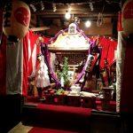 赤城神社のお神輿