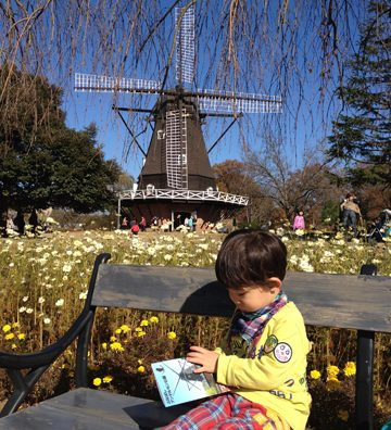 ふなばし「アンデルセン公園」が子育て家族には超お勧め。