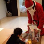 サンタクロース信じています