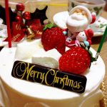 「patisserie Techi」のクリスマスケーキ