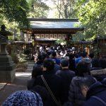 2014年 諏訪神社初詣