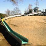三郷公園のロングローラースライダー