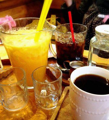 注文時注意!のデカ盛りカフェ「珈琲屋OB」。