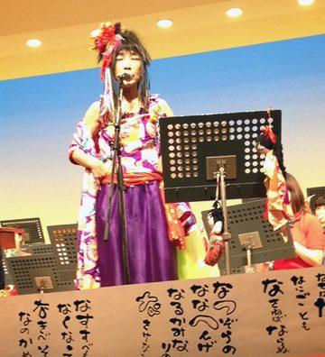 流山市「子育てサロンコンサート」に行ってきた。