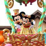 東京ディズニーランドパレード