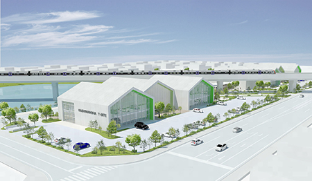 柏の葉スマートシティに複合商業施設「柏の葉T-SITE(仮称)」が2016秋誕生 。
