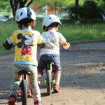 ランバイク練習