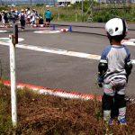 3歳クラスデビュー 久方サーキット
