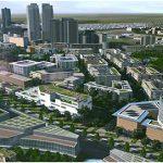 柏の葉スマートシティ未来図