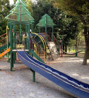 草加市の「そうか公園」行ってきた。
