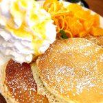 ジロー珈琲 ハワイアンパンケーキ