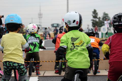 ランバイクWAKOカップ