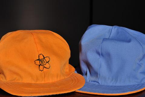 島小学校帽子