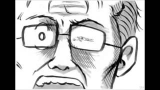 「鉄拳」の描くパラパラ漫画が素晴らしすぎて感動。