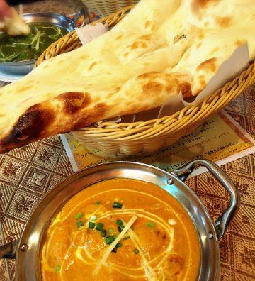 美味しい本格カレー「インド・ネパール料理タァバン 平和台店」に行って来た。