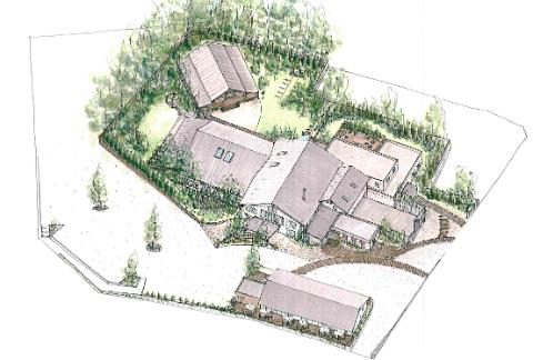 おおたかの森でハウスウエディング?。北口にお洒落な「複合商業施設計画」。