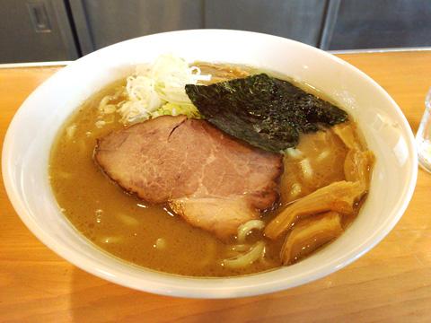 【閉店】南流山:麺処 桜桃太郎
