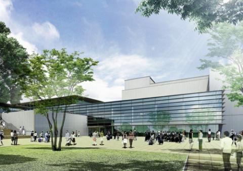 流山市民総合体育館は「キッコーマンアリーナ」に命名決定。