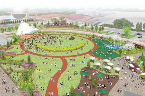 「セブンパーク アリオ柏」、千葉県柏市に最大級の商業施設が来春オープン。