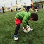 FFCモラージュ柏の「親子サッカー教室」