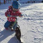 かたしな高原スキー場スノーストライダー
