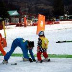 かたしな高原スキー教室