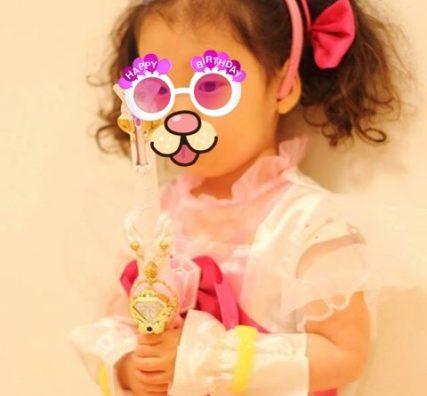 女子力UP!?娘ちゃん3歳のお誕生日。
