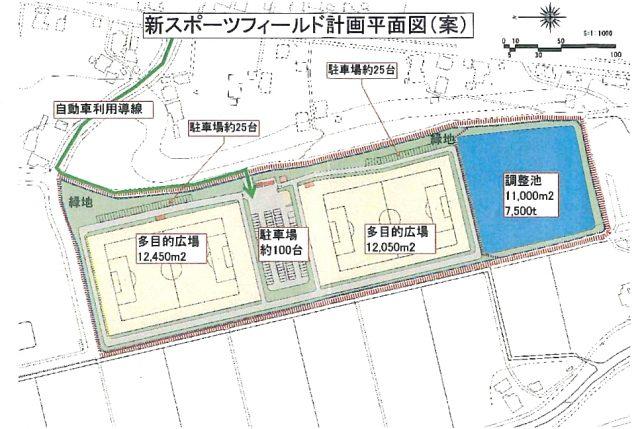 流山新川耕地スポーツフィールド
