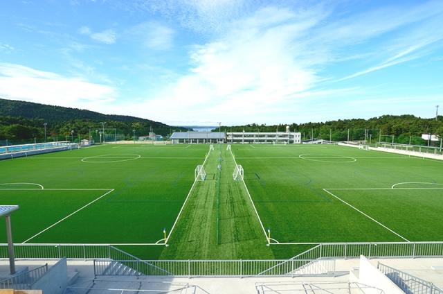 規模拡大「流山新川耕地スポーツフィールド」移転計画。