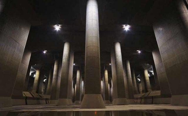春日部防衛隊が守る!?日本の「地下神殿」首都圏外郭方水路。