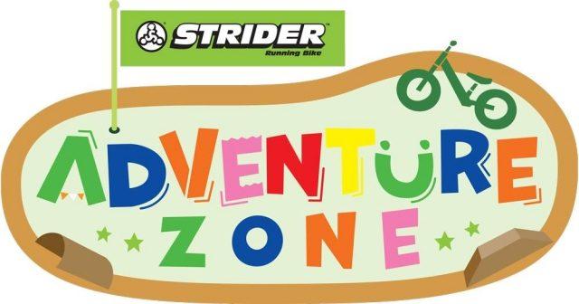 柏の葉RUN&ツーリングフェスタにて「STRIDERアドベンチャーゾーン」開催。