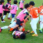 JFA キッズサッカーフェスティバル 2016 千葉 in 柏の葉」