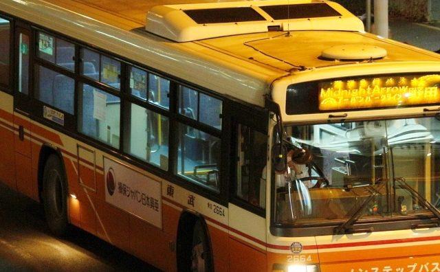 忘年会シーズン突入。終電逃しても「深夜急行バス」で帰れます。