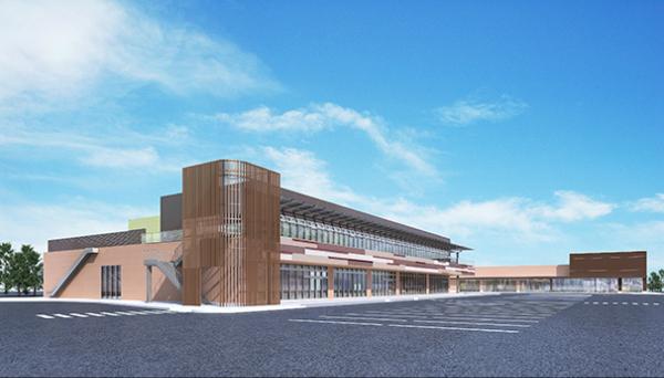 流山おおたかの森南口エリアに「クリニックステーションおおたかの森」&「スーパーマーケット ヤオコー」が2017年夏にオープン予定。