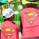 ストライダーエンジョイカップ バットマン&スーパーマンステージ