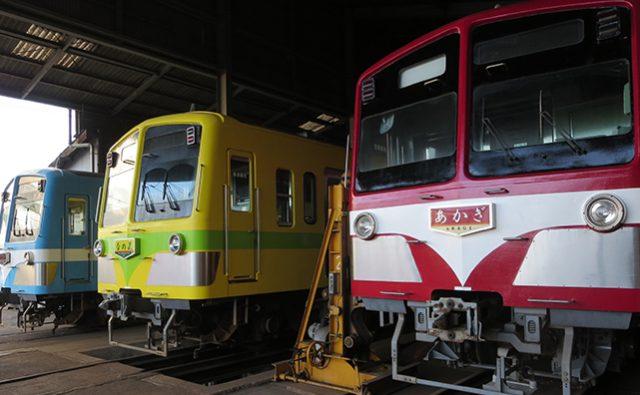 ピンクの電車に名前つけよう!「第16回流鉄の鉄道の日」開催。