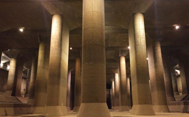 何だコレ!?地下神殿こと「首都圏外郭放水路 」見学に行ってきました。