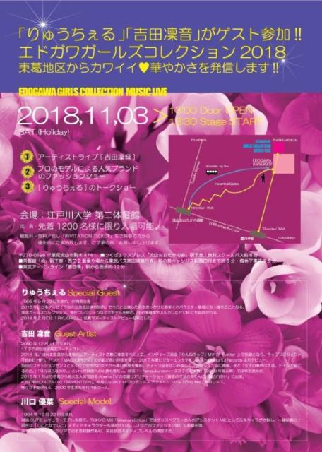 江戸川大学駒木祭