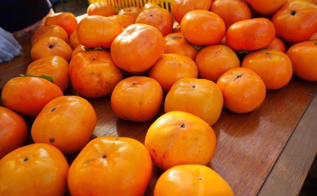 秋味を堪能。近所で柿&みかんが楽しめます!
