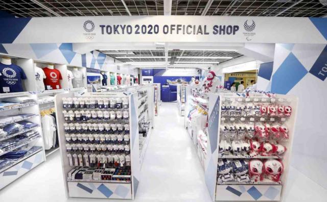 「東京2020オフィシャルショップ」がビックカメラ柏店にオープン!