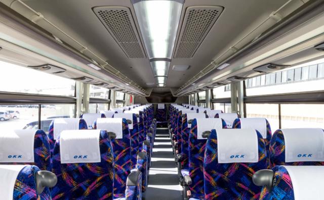 流山おおたかの森駅西口から空港連絡バスの運行。